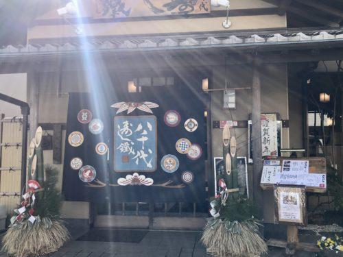 新年会寿司屋1