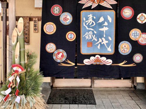 新年会寿司屋2